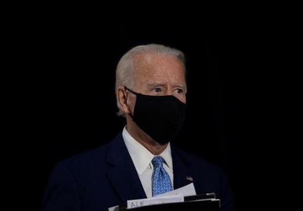 Democraat Biden houdt geen verkiezingsbijeenkomsten meer