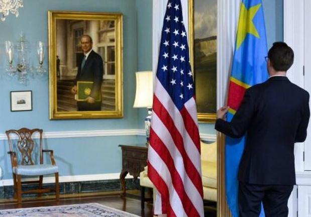 RDC: l'ambassadeur des Etats-Unis appelle les Européens à maintenir les sanctions