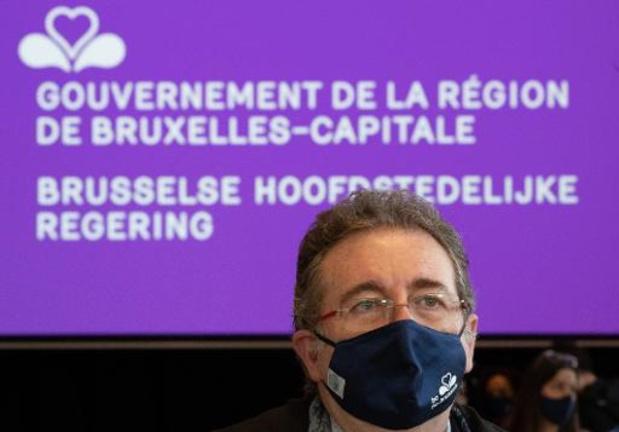 La Région bruxelloise a pris huit arrêtés de pouvoirs spéciaux lors de la deuxième vague
