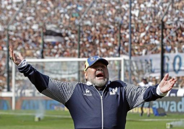 Argentijnse media: Diego Maradona (60) overleden