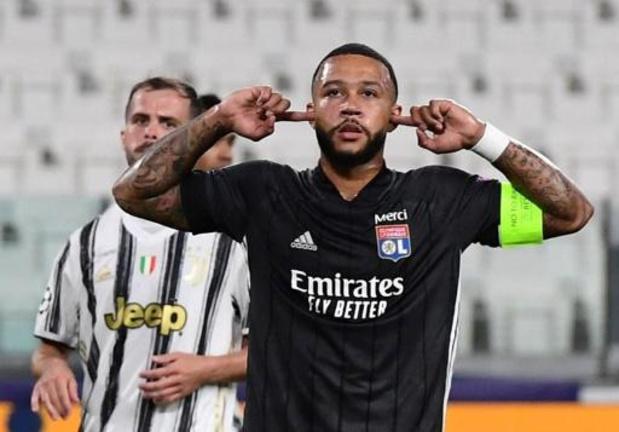 Belgen in het buitenland - Denayer en Lyon verrassen Juventus in achtste finales Champions League