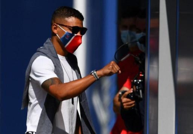 Ligue 1 - Thiago Silva, Choupo-Moting en Rico verlengen contract bij PSG tot einde seizoen