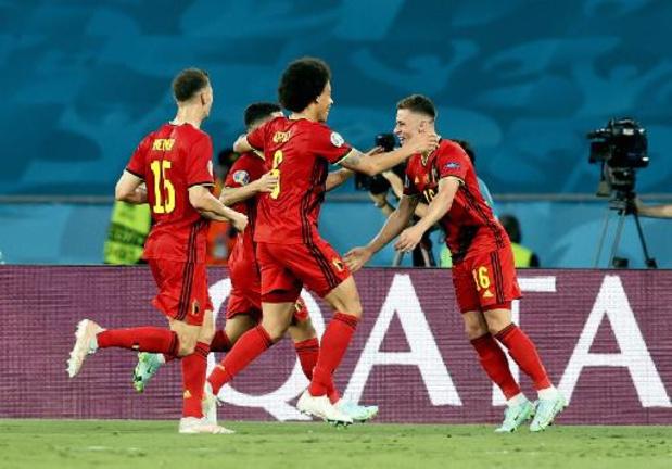 Euro 2020 - Clinique, la Belgique écarte le Portugal et file en quarts
