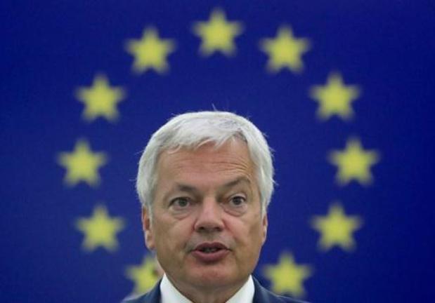 """Pologne : l'UE utilisera """"tous les outils"""" pour préserver la primauté du droit européen"""