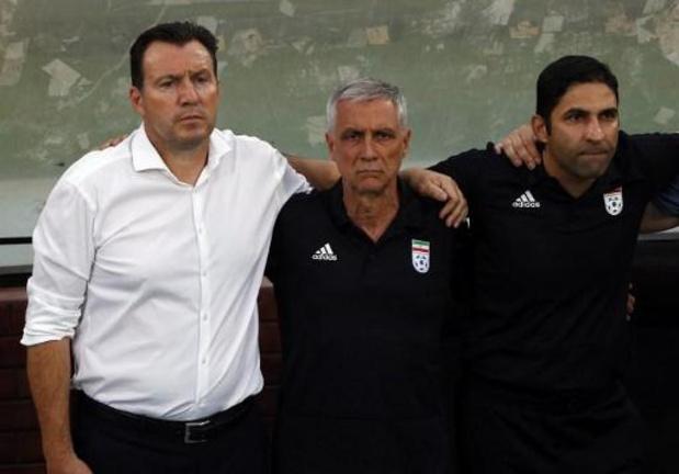 Geen nieuwe buitenlandse voetbalspelers en trainers meer toegelaten in Iran