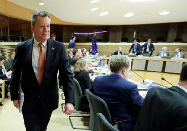 Londres appelle l'Union européenne à revoir ses propositions