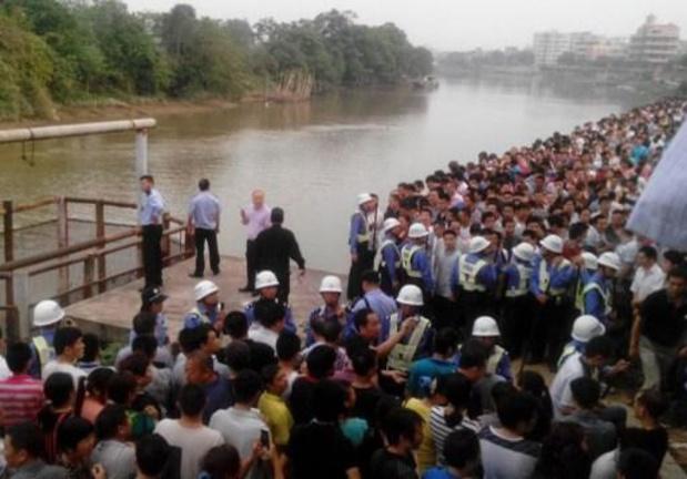 Grote merken gelinkt aan dwangarbeid Oeigoeren in China