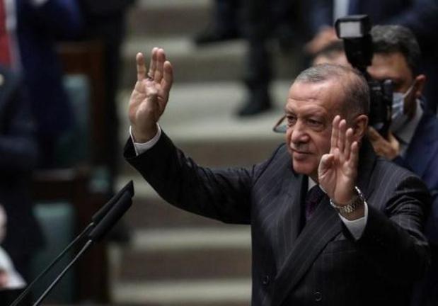 Erdogan accuse les Etats-Unis, la Russie et la France d'armer l'Arménie