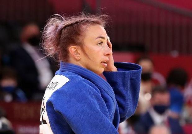 OS 2020: Charline Van Snick grijpt naast kamp om brons na nederlaag tegen Giles