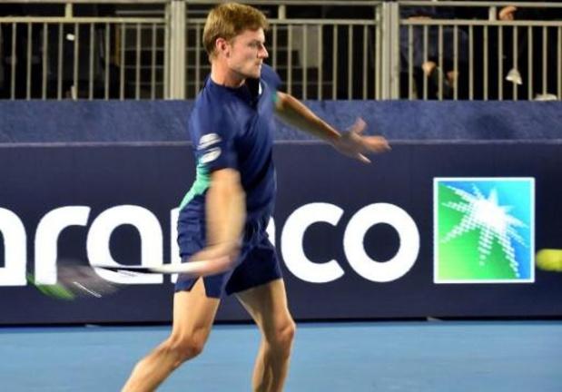 """David Goffin avant ses débuts à l'ATP Cup: """"Quelque chose de grand"""""""