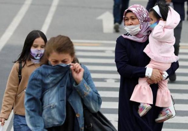 Coronavirus - Turquie: le nombre des contaminations double par rapport à début juin
