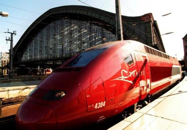Thalys snoeit fors in dienstregeling