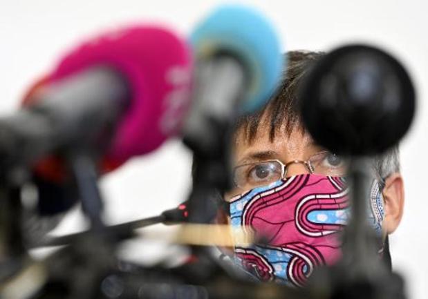 Mondmaskerplicht uitgebreid naar schoolomgevingen in provincie Antwerpen