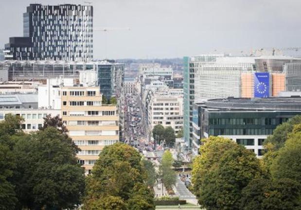 Bruxelles lance un prix d'architecture