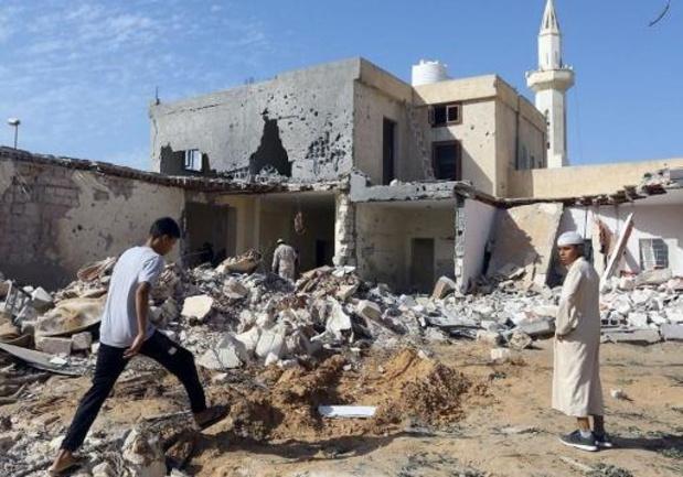 Conflit en Libye - Les forces d'Haftar annonce une zone d'interdiction de survol comprenant Tripoli