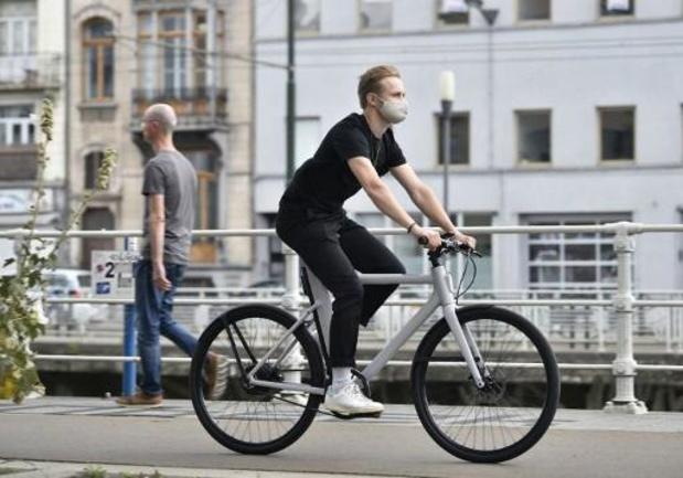 Le Gracq demande de la souplesse pour les déplacements à vélo à Bruxelles
