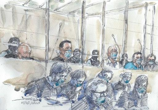 Beklaagde Ali Riza Polat pleit onschuldig