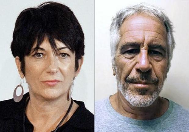Affaire Epstein - Nieuwe aanklacht tegen Epstein-helpster Ghislaine Maxwell