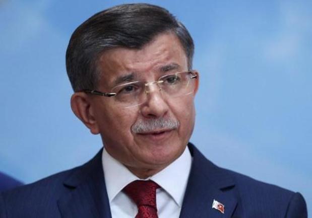 Turkse oud-premier Davutoglu lanceert morgen nieuwe partij