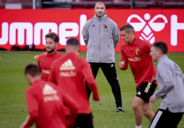 Nations League - Rode Duivels met experimenteel elftal op bezoek in Denemarken