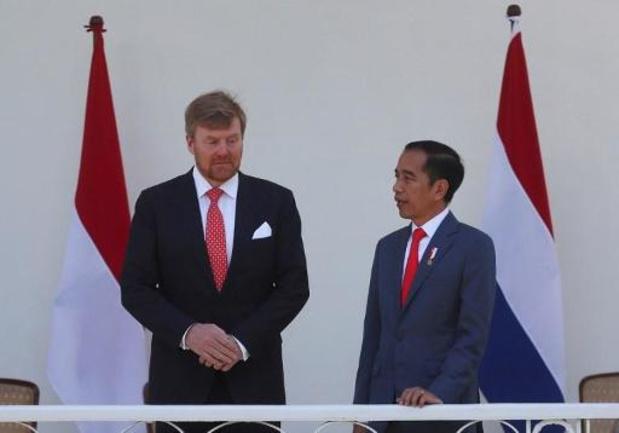Nederlandse koning biedt excuses aan voor geweld bij Indonesische onafhankelijkheid