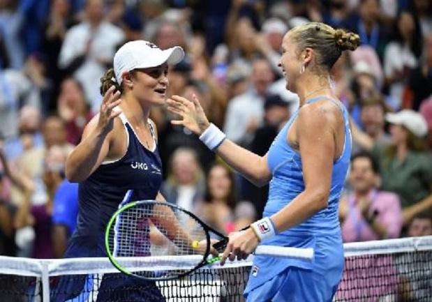 WTA Indian Wells - Ashleigh Barty geeft forfait