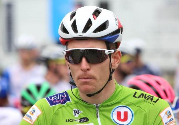 Boucles de la Mayenne - Démare sprint naar hattrick en eindzege
