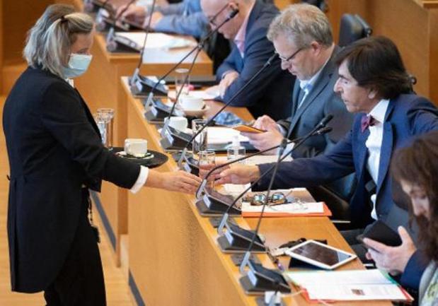 La Wallonie veut des perspectives pour le secteur de l'horeca