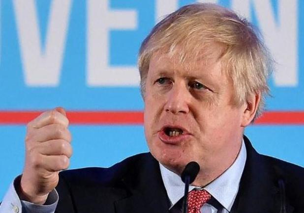 """""""Ellendige dreigingen van nieuw brexit-referendum is afgewend"""""""