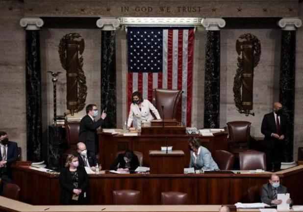 Ook Amerikaans Huis van Afgevaardigden keurt relanceplan van Biden goed