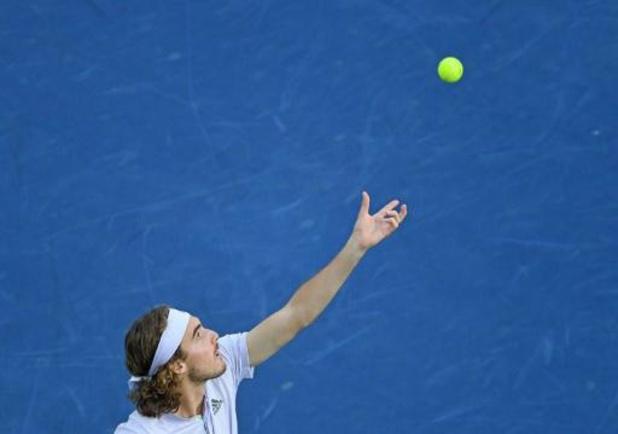 Tsitsipas plaatst zich als eerste voor finale ATP Dubai