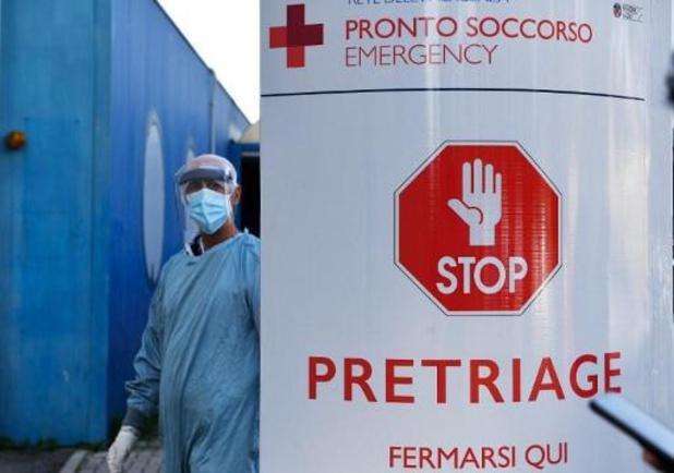 Bijna 27.000 nieuwe besmettingen in Italië