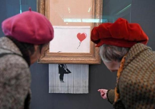 Mogelijk nieuwe Banksy opgedoken in Bristol
