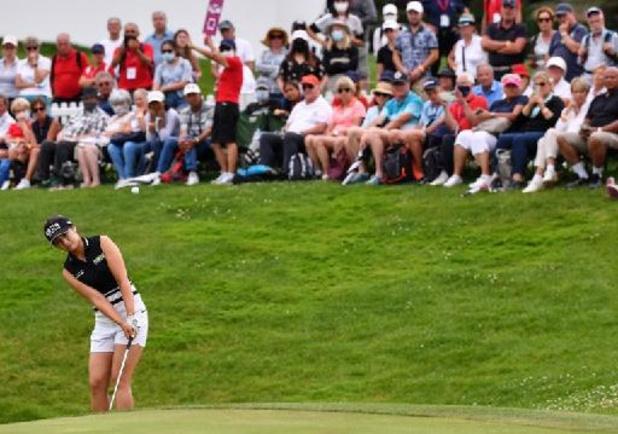 LPGA - Jeongeun Lee accroît son avance à Evian et s'approche d'un second sacre majeur