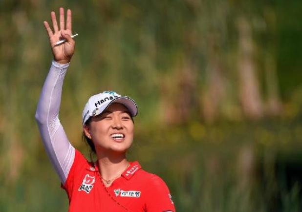 LPGA - Victoire de l'Australienne Minjee Lee en barrage