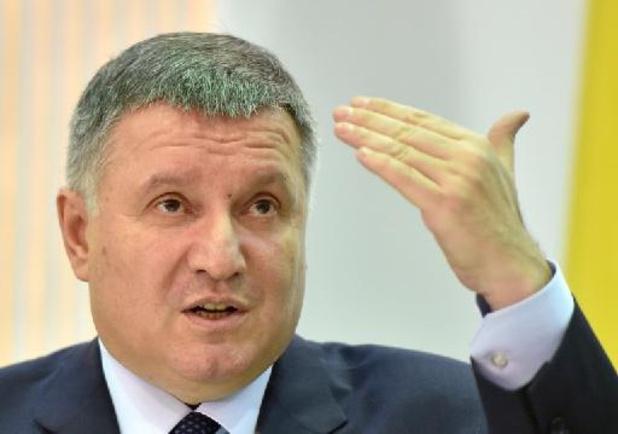 Ukraine: le puissant ministre de l'Intérieur présente sa démission