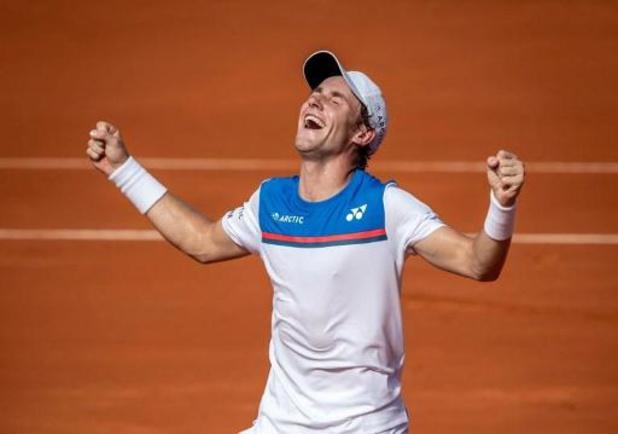 ATP Buenos Aires - Casper Ruud opent palmares