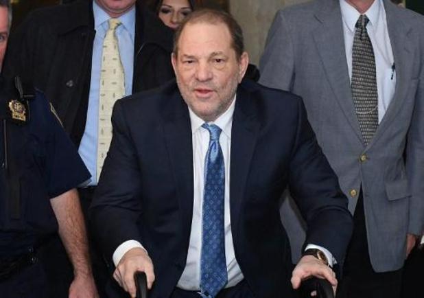 Affaire Weinstein: procureur en oprichtster #MeToo-beweging loven juryuitspraak