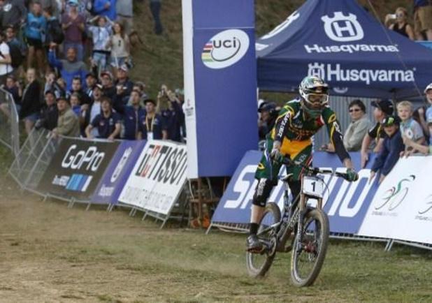 Championnats du monde de mountainbike - La Française Nicole et le Sud-Africain Minnaar sacrés en descente
