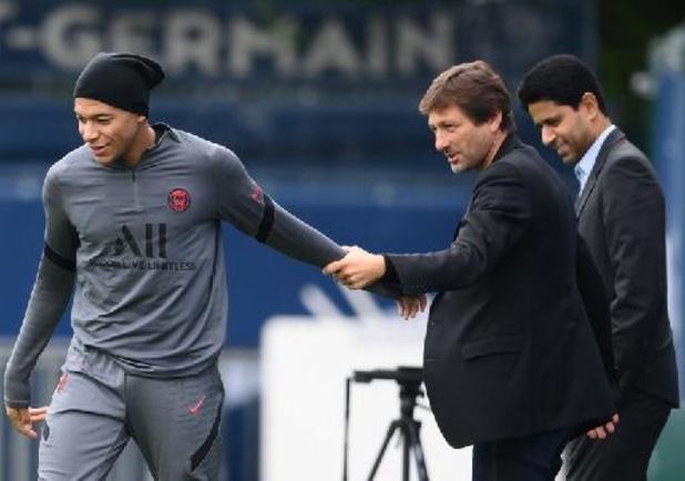 """Ligue 1 - Leonardo laakt """"gebrek aan respect"""" van Real Madrid in dossier Mbappé"""