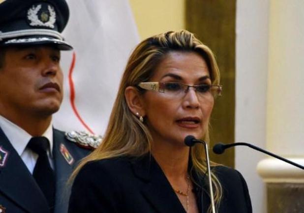 Les Etats-Unis reconnaissent Jeanine Añez comme présidente par intérim de la Bolivie