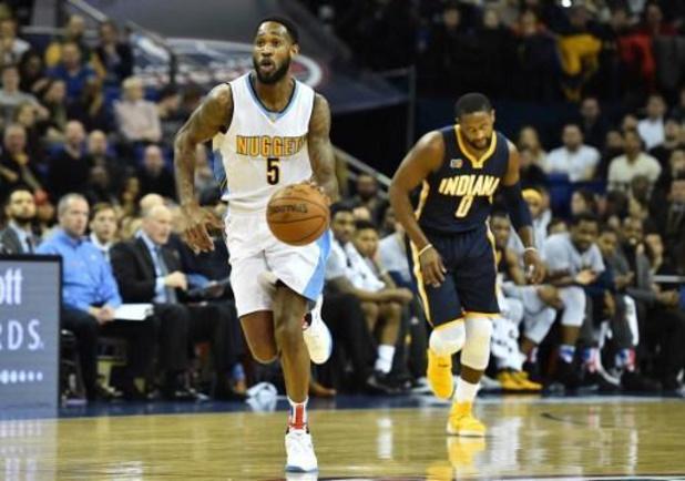 NBA - Staartploeg Cleveland verrast Denver opnieuw