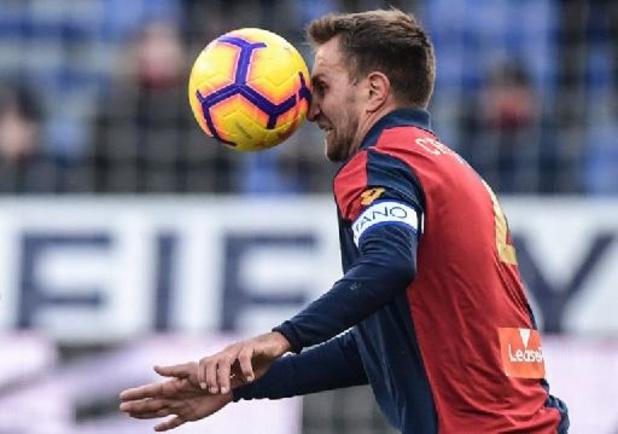 Belgen in het buitenland - Genoa kan ook na fabelachtige ommekeer tegen Hellas Verona niet winnen