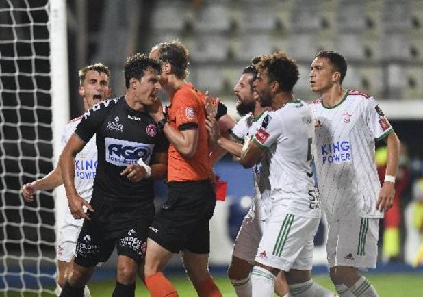 Bondsparket wil Radovanovic (Kortrijk) twee duels schorsen