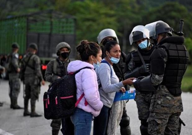 Guatemala stuurt meer dan 3.300 migranten terug naar Honduras