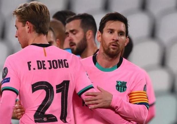 La Liga - Onderhandelingen bij Barcelona over salarisreductie worden opgeschort