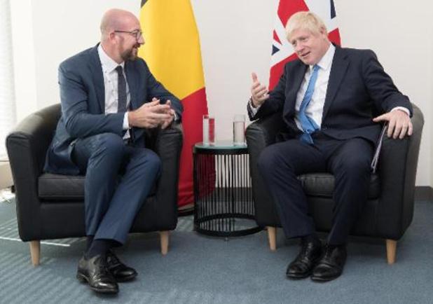 Ook Boris Johnson acht Iran verantwoordelijk voor drone-aanval in Saoedi-Arabië