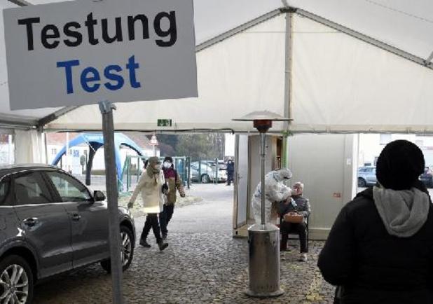 L'Allemagne va renforcer les contrôles sanitaires à la frontière avec la France