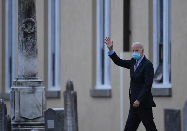 Biden nodigt ook Republikeinse leiders naar kerk uit voorafgaand aan beëdiging