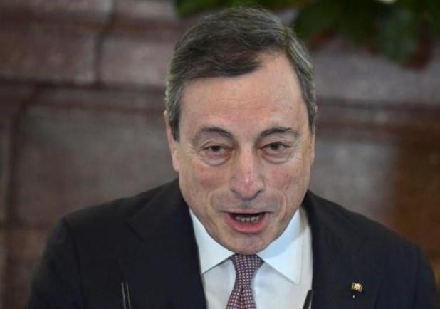 L'Italie s'entrouvre, Draghi présente son plan de relance